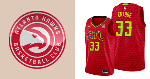 Camisetas nba Atlanta Hawks