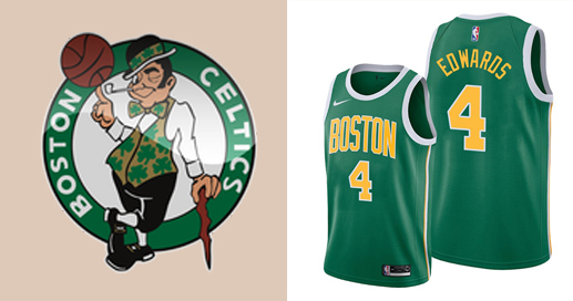 Camisetas nba Boston Celtics