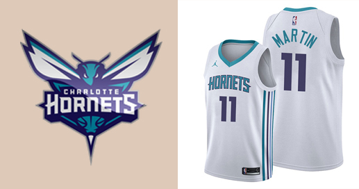 Camisetas nba Charlotte Hornets