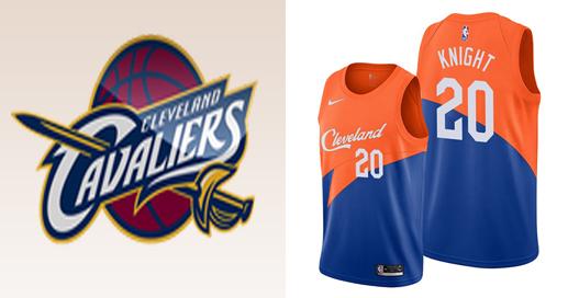 Camisetas nba Cleveland Cavaliers