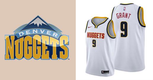 Camisetas nba Denver Nuggets