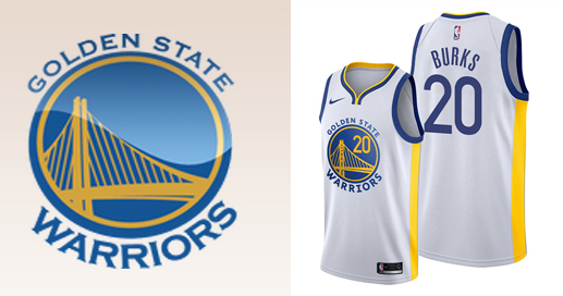 Camisetas nba Golden State Warriors