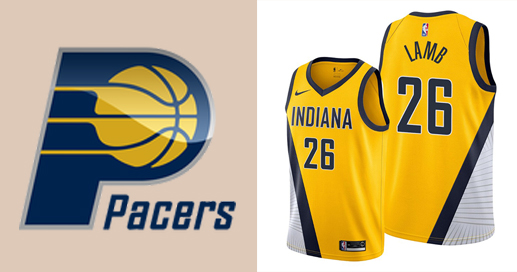 Camisetas nba Indiana Pacers