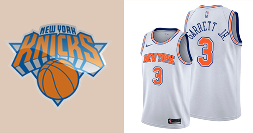 Camisetas nba New York Knicks