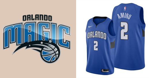 Camisetas nba Orlando Magic