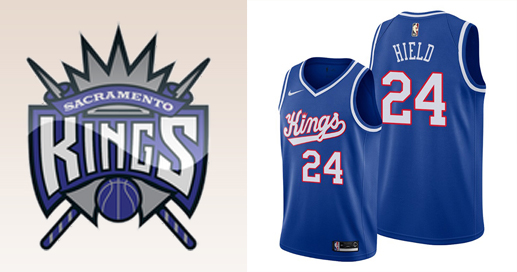 Camisetas nba Sacramento Kings