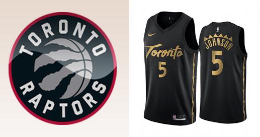 Camisetas nba Toronto Raptors